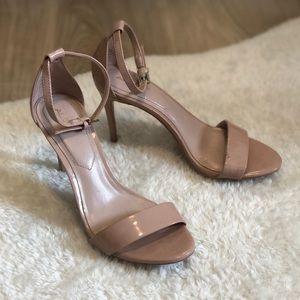 Aldo Nude/Pink Heels